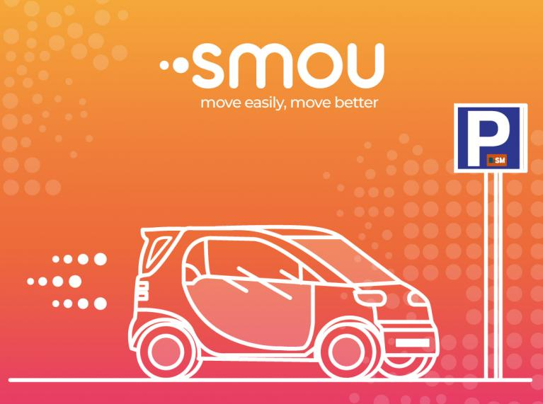Smou is growing and expanding its service portfolio to include parking in municipal car parks